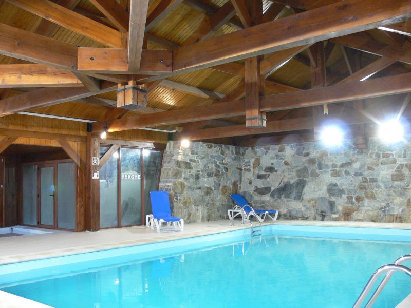 Location au ski Résidence le Haut Couserans - Guzet - Piscine