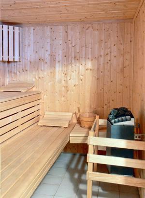 Location au ski Residence Le Valier - Guzet - Sauna
