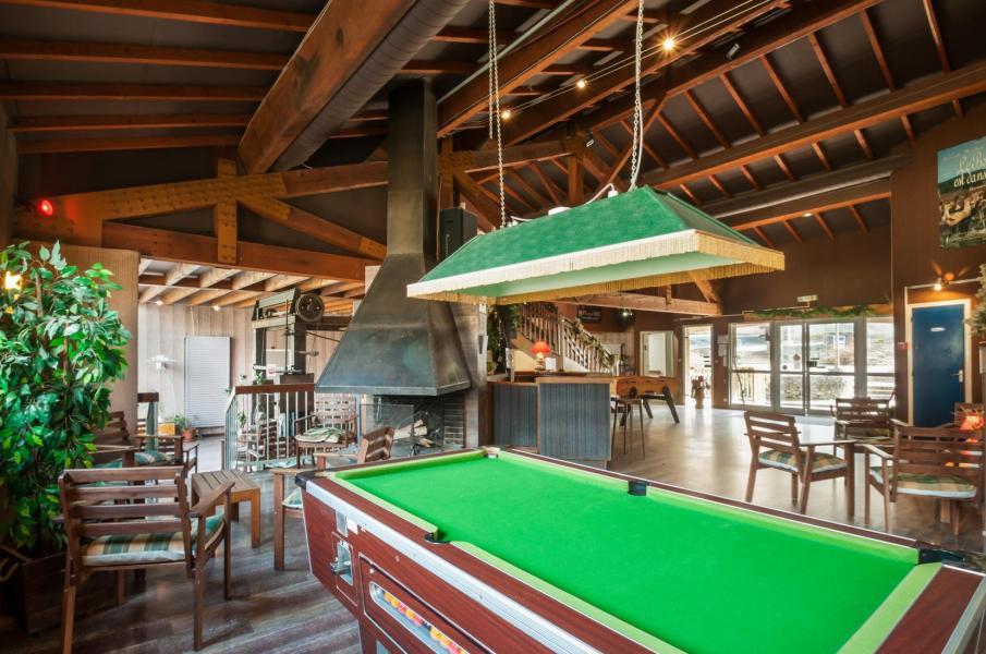 Location au ski Résidence le Village la Souleille des Lannes - Guzet - Billard