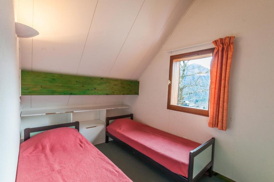 Location au ski Résidence le Village la Souleille des Lannes - Guzet - Chambre mansardée