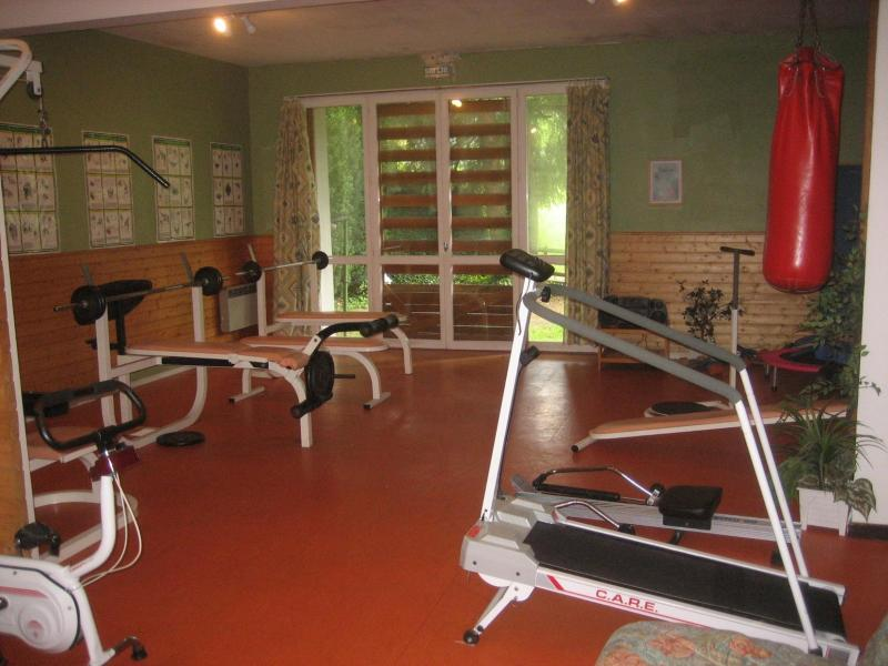 Location au ski Résidence le Village la Souleille des Lannes - Guzet - Espace fitness