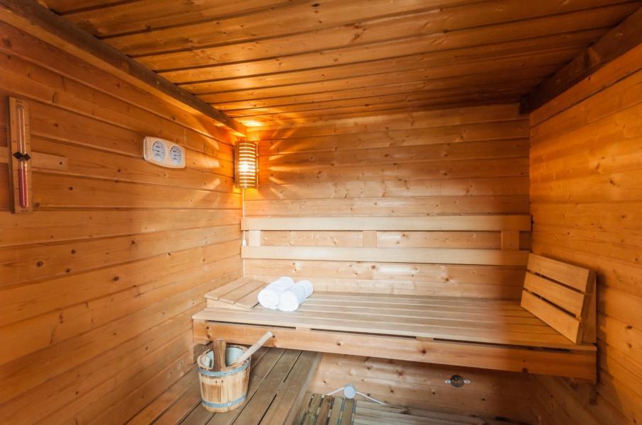 Location au ski Résidence le Village la Souleille des Lannes - Guzet - Sauna
