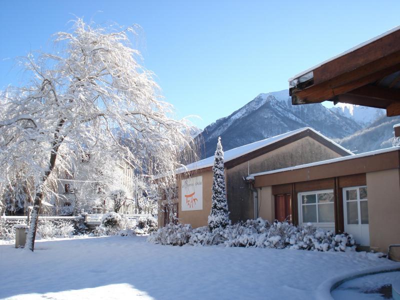 Location au ski Résidence les 3 Césars - Guzet - Extérieur hiver