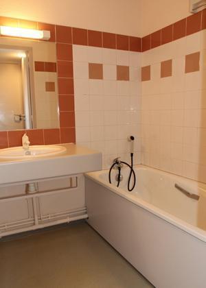 Location au ski Residence Les 3 Cesars - Guzet - Salle de bains