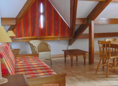 Location au ski Studio 2 personnes - Residence Le Haut Couserans - Guzet - Fenêtre