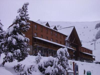 Location au ski Residence Le Valier - Guzet - Extérieur hiver