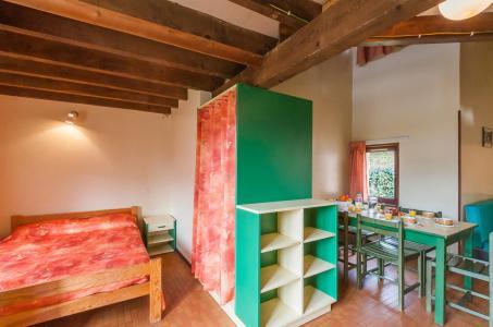 Skiverleih Résidence le Village la Souleille des Lannes - Guzet - Schlafbereich