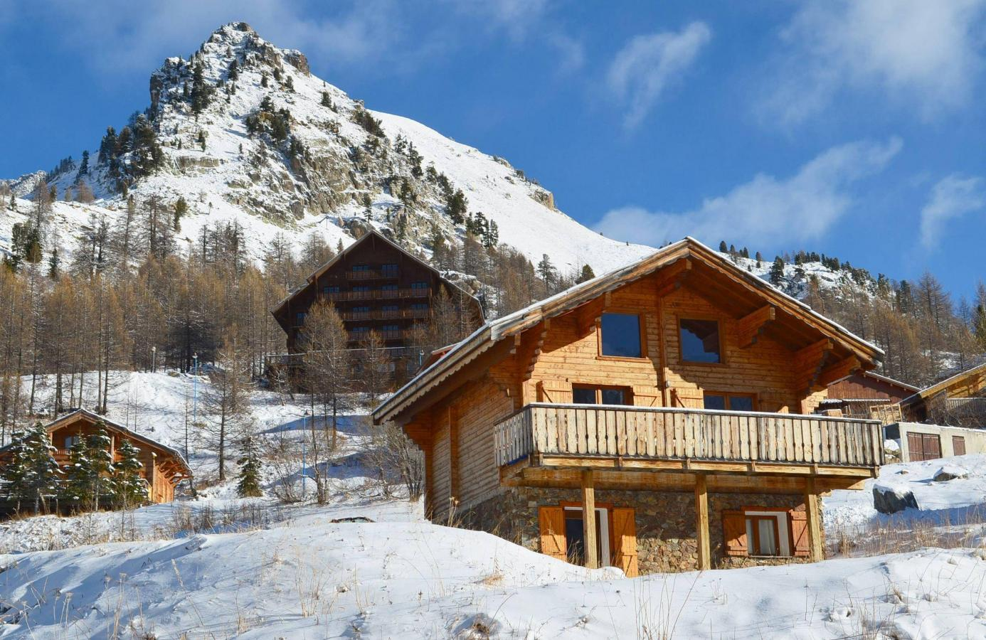 Rental Chalet Orchidee