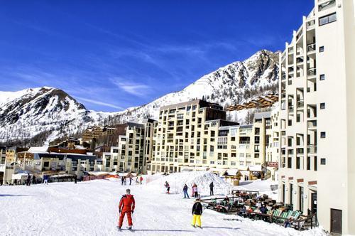 Première minute ski Hotel Club Du Soleil Pas Du Loup