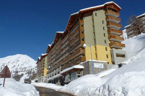 Rental Residence Club Mmv Les Terrasses D'isola