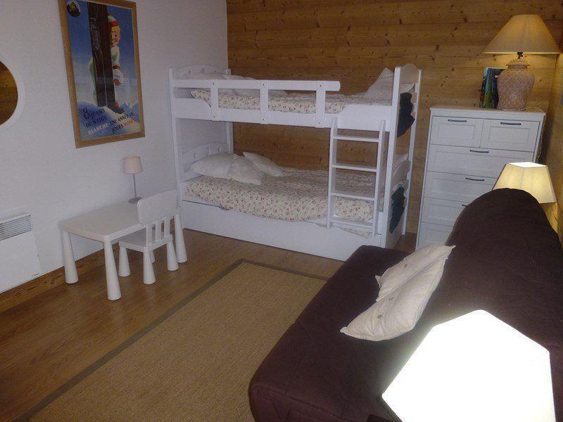 Аренда на лыжном курорте Апартаменты 3 комнат 6 чел. (505) - Chalet du Mercantour - Isola 2000
