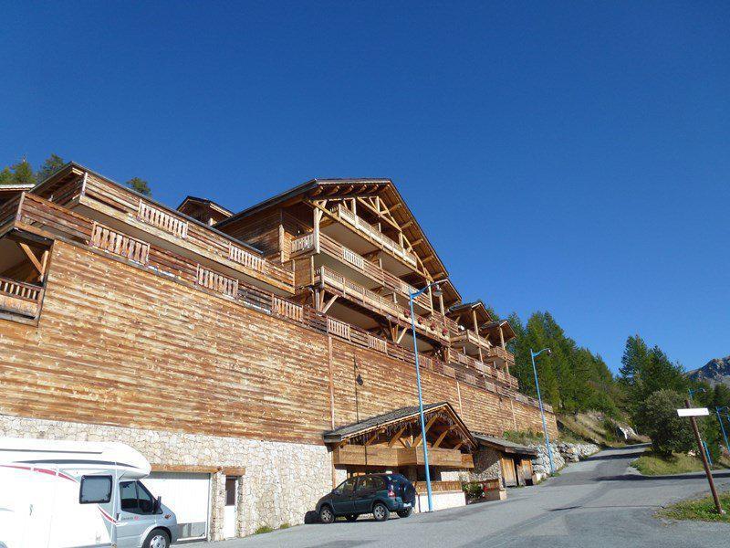 Аренда на лыжном курорте Chalet du Mercantour - Isola 2000
