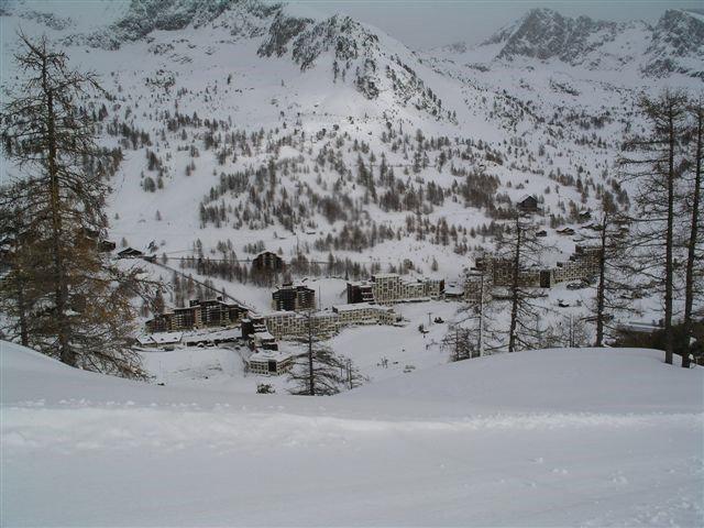 Аренда на лыжном курорте Апартаменты 3 комнат 5 чел. (308) - Chalet du Mercantour - Isola 2000