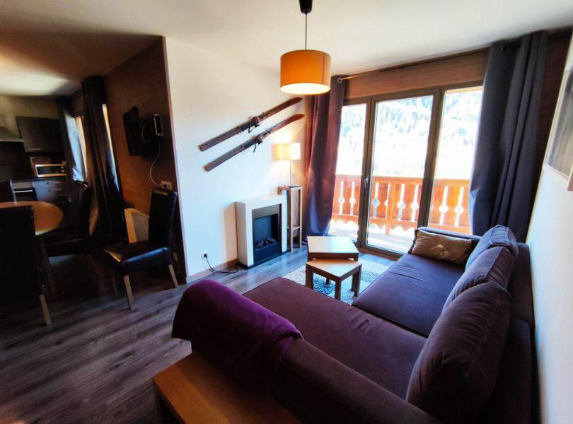 Rent in ski resort 4 room apartment 10 people (5) - Chalet Harrod's 5 - Isola 2000