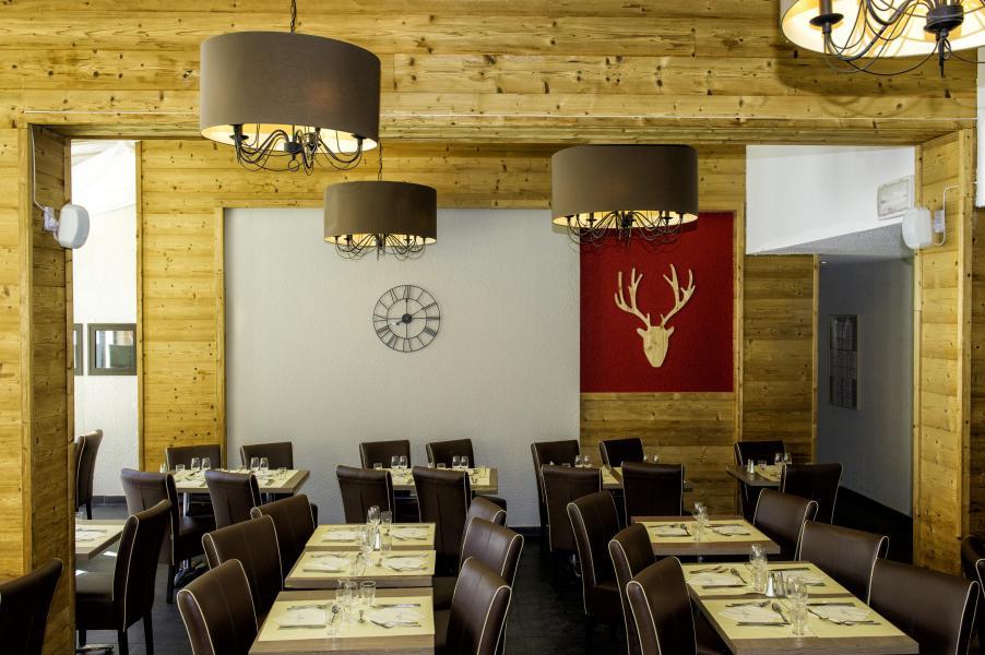 Location au ski Hotel Club Du Soleil Pas Du Loup - Isola 2000 - Intérieur