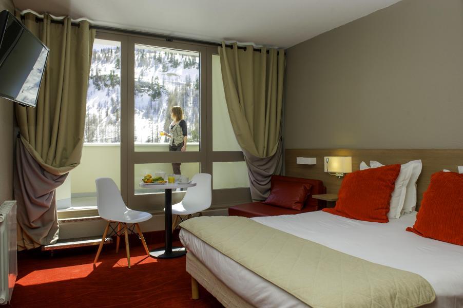 Location au ski Hotel Club Du Soleil Pas Du Loup - Isola 2000 - Chambre