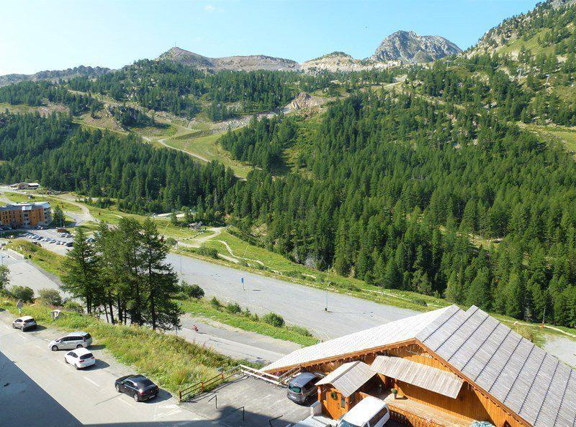 Аренда на лыжном курорте Апартаменты 2 комнат 4 чел. (B319) - Les Terrasses d'Isola - Isola 2000