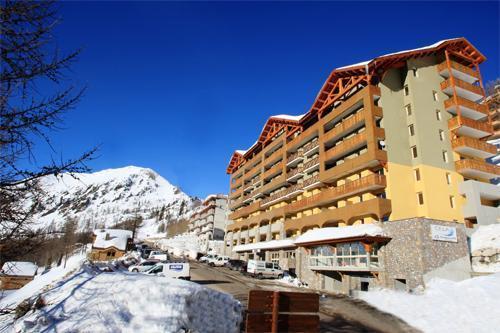 Residence club mmv les terrasses d 39 isola partir de 517 location vacances montagne isola 2000 - Office de tourisme d isola 2000 ...