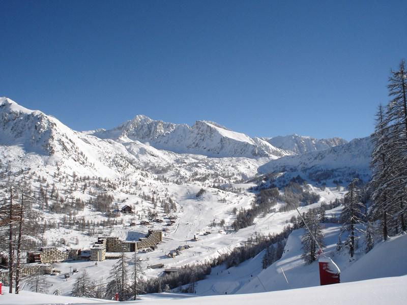 Location au ski Résidence le Génépi - Isola 2000
