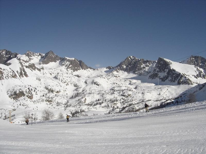Location au ski Appartement duplex 3 pièces 6 personnes (GN501) - Résidence le Génépi - Isola 2000