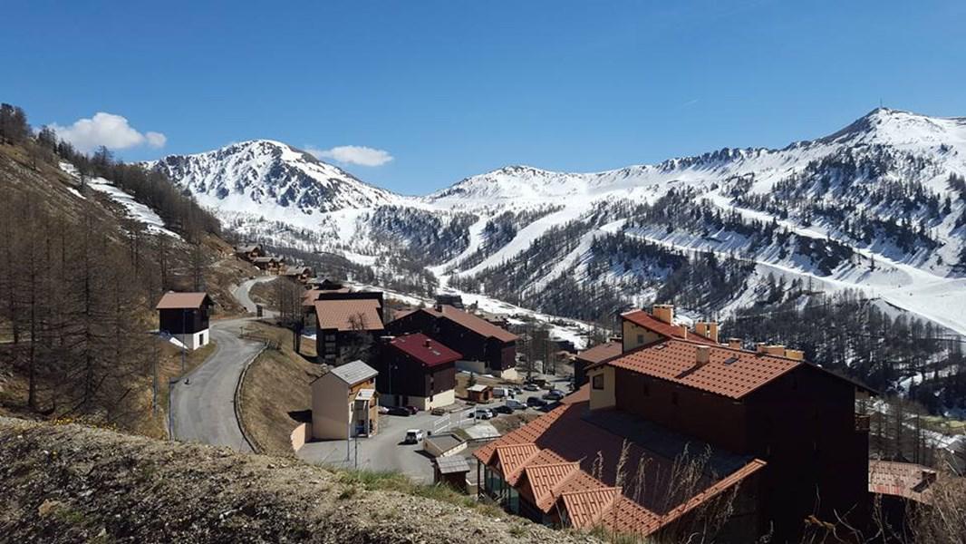 Location au ski Studio 4 personnes (GN303 HAM) - Résidence le Génépi - Isola 2000