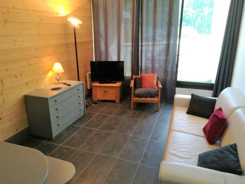 Аренда на лыжном курорте Квартира студия для 4 чел. (51) - Résidence le Vermeil - Isola 2000