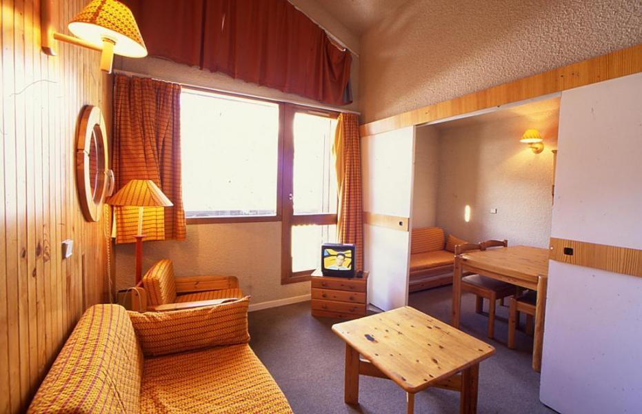 Location au ski Résidence les Adrets - Isola 2000 - Banquette