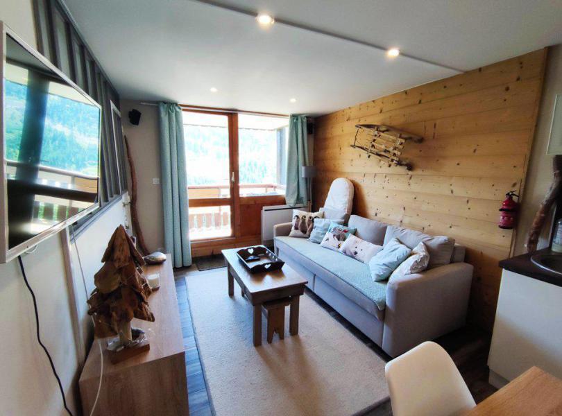 Wynajem na narty Apartament 2 pokojowy 6 osób (201) - Résidence les Châtaigniers - Isola 2000