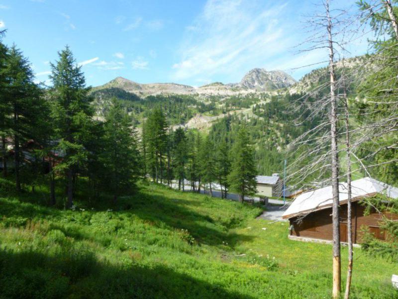 Аренда на лыжном курорте Квартира студия со спальней для 4 чел. (102) - Résidence les Myrtilles - Isola 2000
