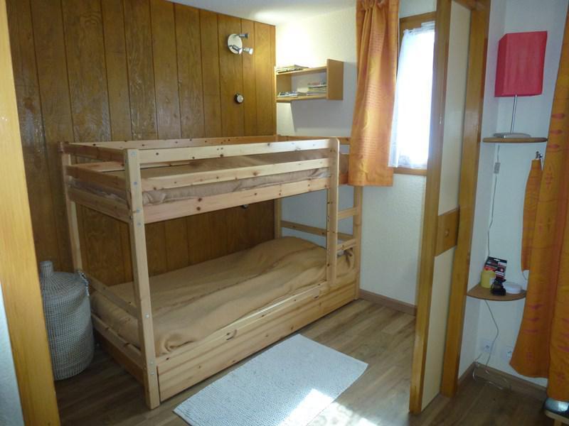 Аренда на лыжном курорте Делящаяся квартира студия для 4 чел. (PC102 HAM) - Résidence les Pincembros - Isola 2000 - Двухъярусные кровати