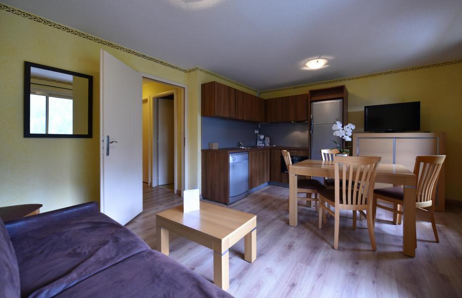 Аренда на лыжном курорте Résidence MMV les Terrasses d'Isola - Isola 2000 - Кухня