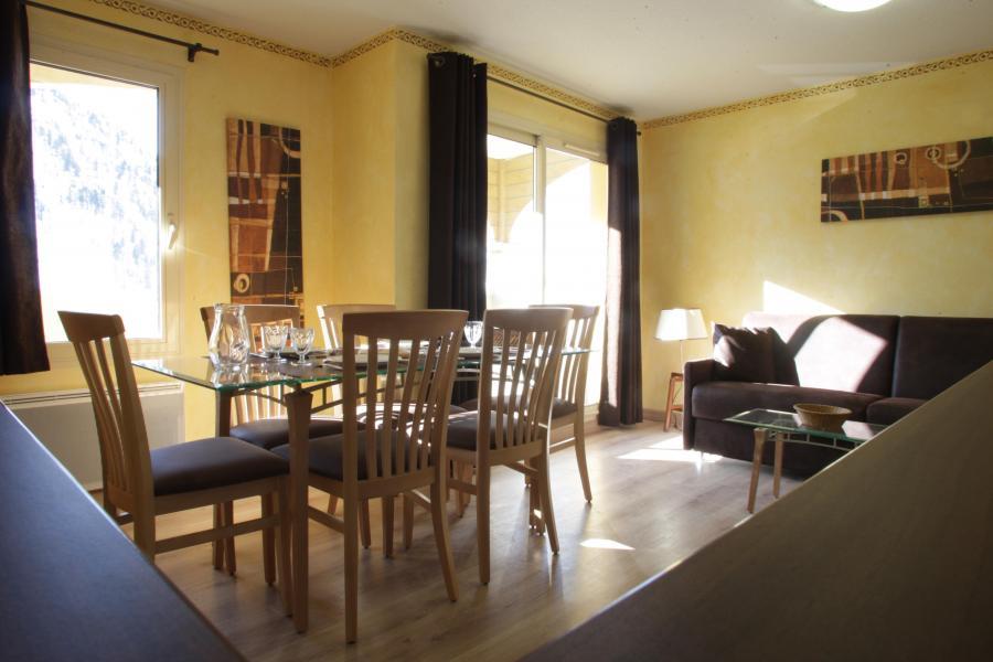 Location au ski Résidence MMV les Terrasses d'Isola - Isola 2000 - Salle à manger