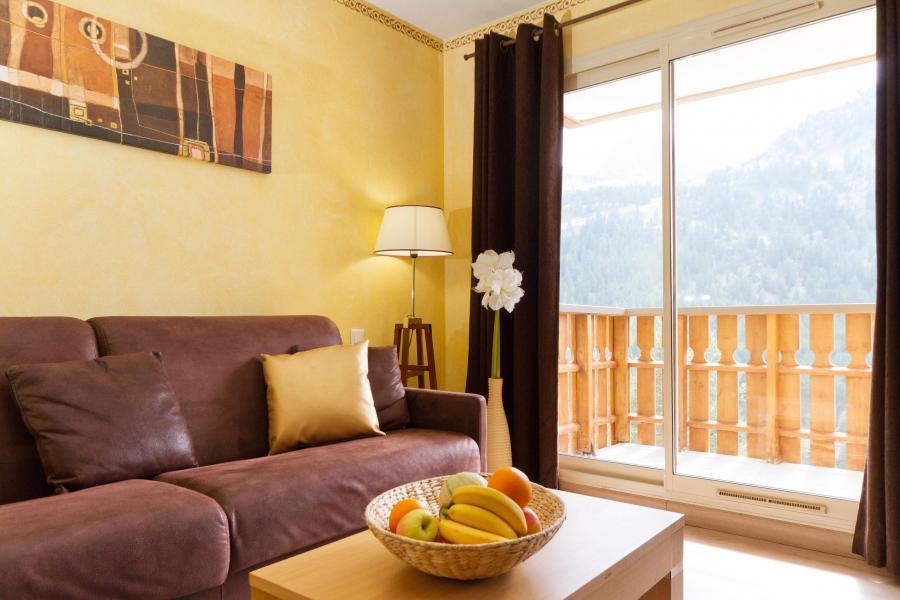Location au ski Résidence MMV les Terrasses d'Isola - Isola 2000 - Séjour
