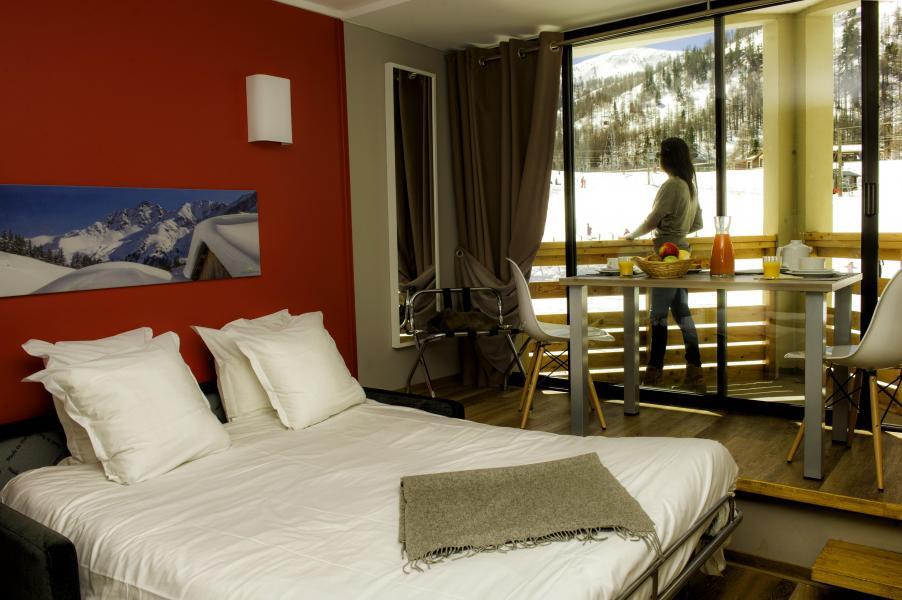 Location au ski Sowell Résidences New Chastillon - Isola 2000 - Chambre