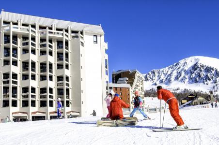 Ski en avril Hotel Club Du Soleil Pas Du Loup