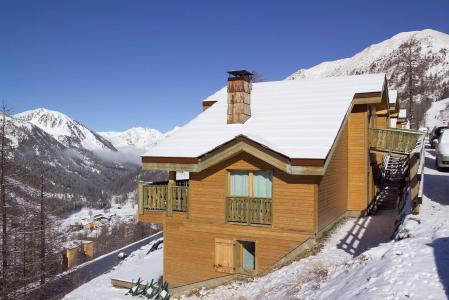 Skiing stay Les Chalets d'Isola
