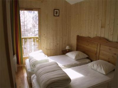 Location au ski Les Chalets D'isola - Isola 2000 - Chambre