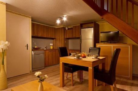 Location au ski Residence Club Mmv Les Terrasses D'isola - Isola 2000 - Salle à manger