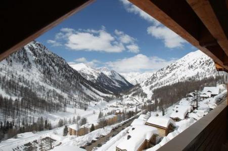Location au ski Residence Club Mmv Les Terrasses D'isola - Isola 2000 - Terrasse