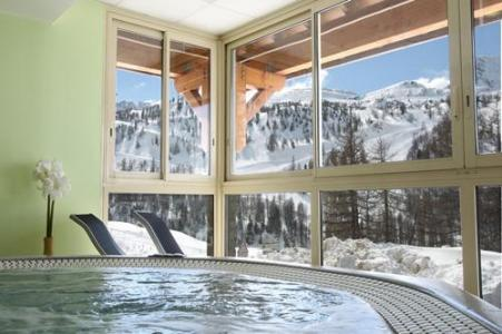 Location au ski Residence Club Mmv Les Terrasses D'isola - Isola 2000 - Relaxation