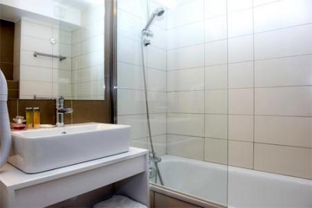 Location au ski Residence Le New Chastillon - Isola 2000 - Salle de bains