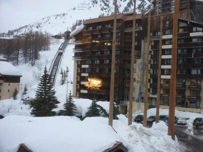 Location studio au ski Residence Le Saint Pierre