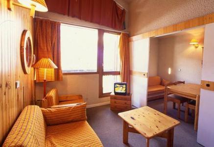 Location au ski Appartement 2 pièces cabine 6 personnes - Residence Les Adrets - Isola 2000 - Séjour