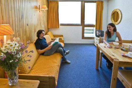 Location 4 personnes Studio 4 personnes - Residence Les Adrets