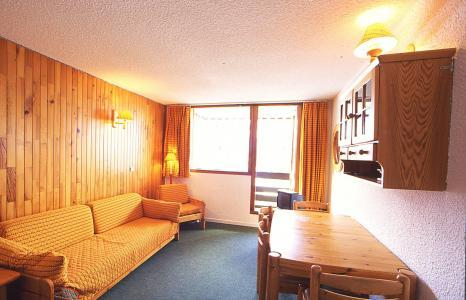 Location au ski Résidence les Adrets - Isola 2000 - Salle à manger