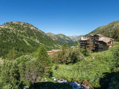 Location au ski Résidence Pierre & Vacances les Terrasses d'Azur - Isola 2000