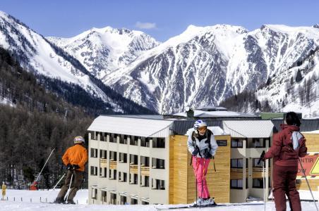 Недорогой отдых на лыжной станции Sowell Résidences New Chastillon