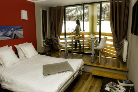Alquiler al esquí Sowell Résidences New Chastillon - Isola 2000 - Habitación