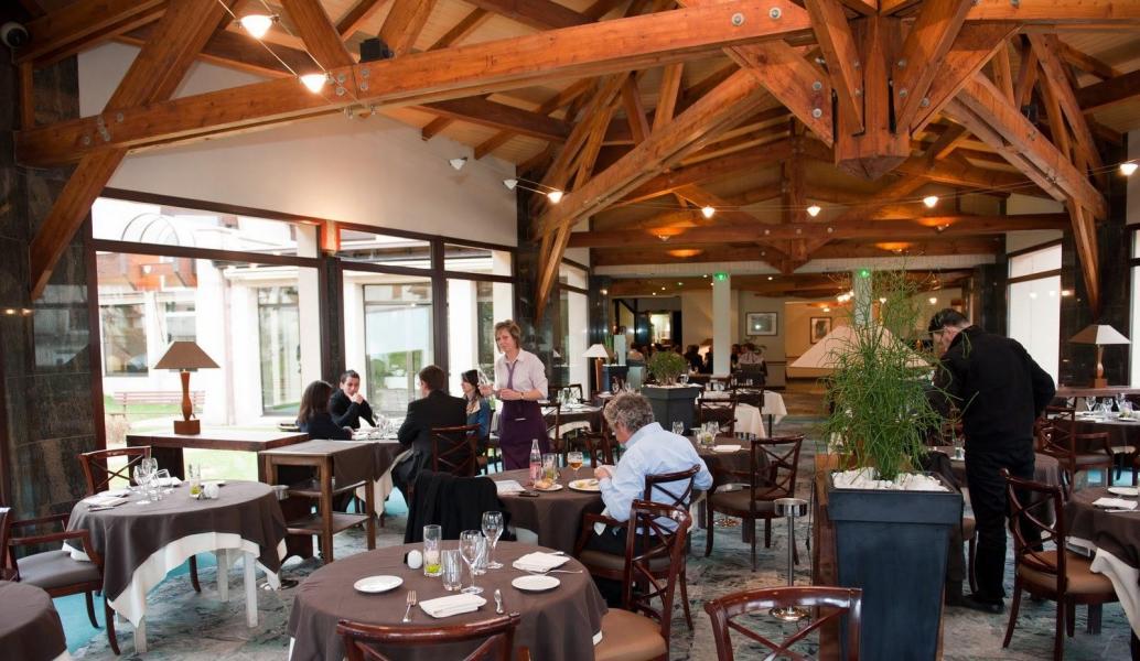 Location au ski Hôtel les Vallées - La Bresse - Intérieur