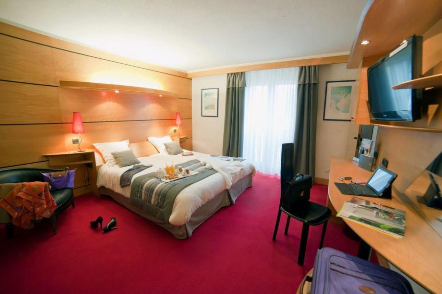 Location au ski Hôtel les Vallées - La Bresse - Chambre